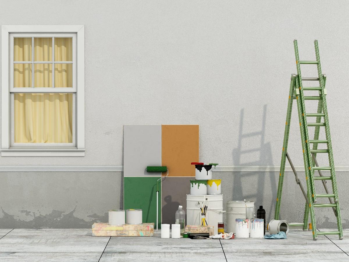 professionnel en peinture extérieure à Paris 7ème | Aux Bâtisseurs Parisiens